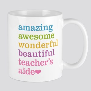 Amazing Teachers Aide Mugs