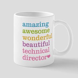 Amazing Technical Director Mugs