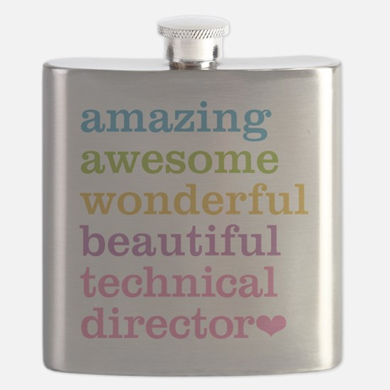 Amazing Technical Director Flask