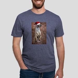Christmas Meercat T-Shirt
