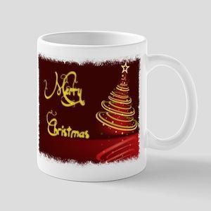 Merry Christmas 2 Mugs