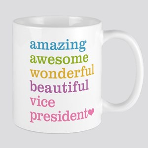 Amazing Vice President Mugs