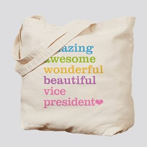 Amazing Vice President Tote Bag