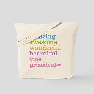 Amazing Vice President Tote Bag
