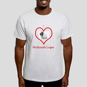 I heart Holland Lops T-Shirt