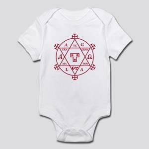 Hexagram of Solomon Infant Bodysuit