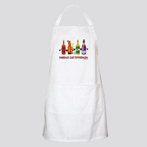 Embrace Our Differences BBQ Apron