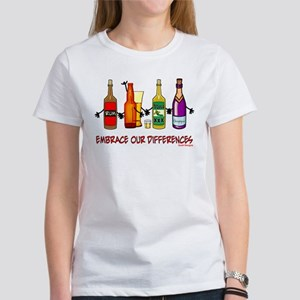 Embrace Our Differences Women's T-Shirt