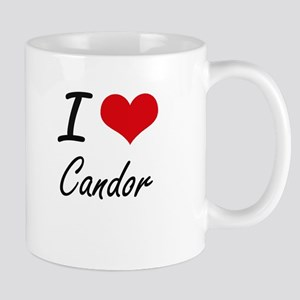 I love Candor Artistic Design Mugs