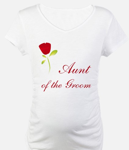 Red Groom's Aunt Shirt