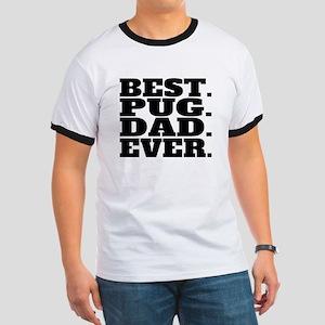 Best Pug Dad Ever T-Shirt