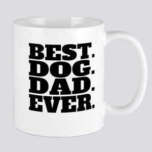 Best Dog Dad Ever Mugs