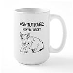 Snoutrage Mugs