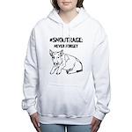 Snoutrage Women's Hooded Sweatshirt
