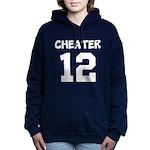 Cheater 12 Women's Hooded Sweatshirt