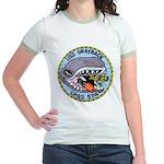 USS GRAYBACK Jr. Ringer T-Shirt