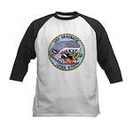 USS GRAYBACK Kids Baseball Jersey