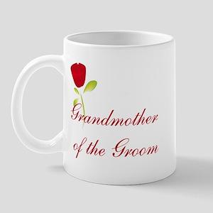 Red Groom's Grandmother Mug