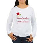 Red Groom's Grandmother Women's Long Sleeve T-Shir