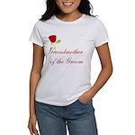 Red Groom's Grandmother Women's T-Shirt
