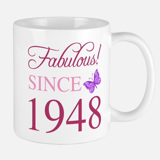 1948 Fabulous Birthday Mugs
