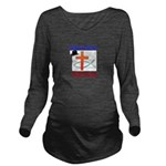 Servant Spirit Ministries Long Sleeve Maternity T-