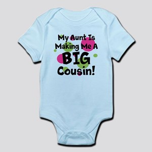 My Aunt Is Making Me A Big Cousin! Body Suit