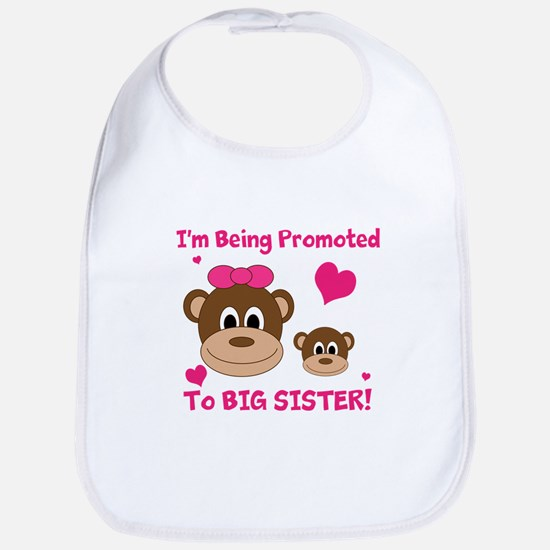 Being Promoted to Big Sister Bib