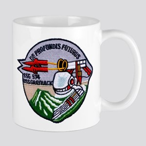 USS GRAYBACK Mug