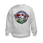 USS GRAYBACK Kids Sweatshirt
