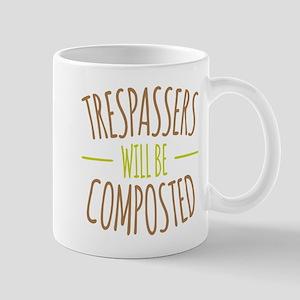 Trespassers Composted Mugs