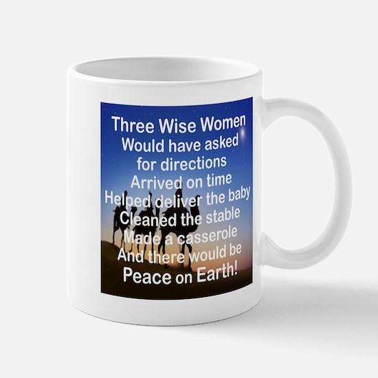 CHRISTMAS - THREE WISE WOMEN Mugs