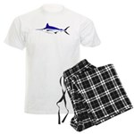 Striped Marlin v2 Pajamas