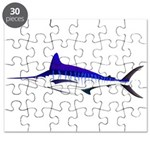 Striped Marlin v2 Puzzle
