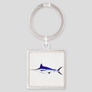 Striped Marlin v2 Keychains