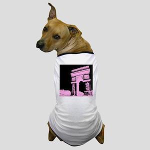 Arc de Triomphe paris Dog T-Shirt