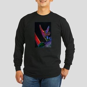 flower and light Long Sleeve T-Shirt