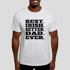 Best Irish Setter Dad Ever T-Shirt