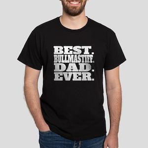 Best Bullmastiff Dad Ever T-Shirt