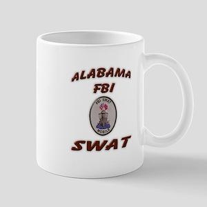 Mobile FBI SWAT Mug