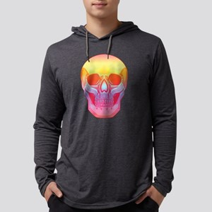 Spectrum Skull Long Sleeve T-Shirt