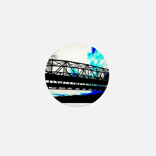 Bridge to Heaven Mini Button