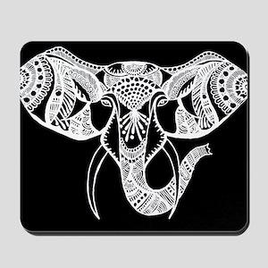 Majestic Elephant Mousepad