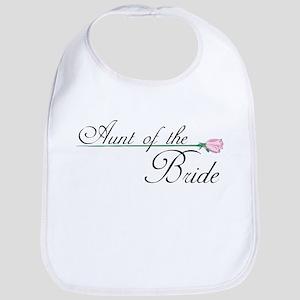 Elegant Aunt of the Bride Bib