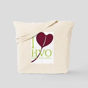 I Heart HVO Tote Bag