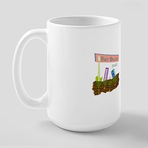 Buy Organic Music Large Mug