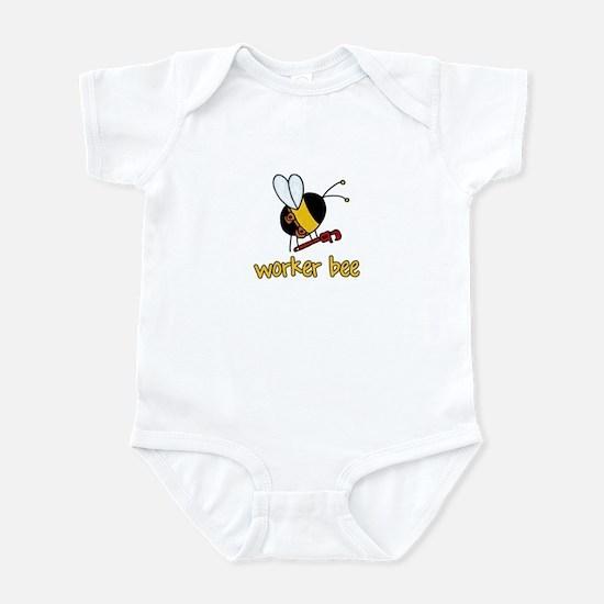plumber, pipefitter Infant Bodysuit