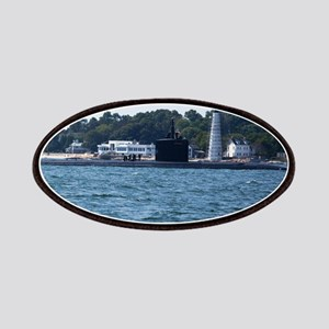 Boat & Lighthouse Homecoming Patch
