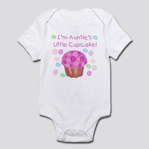 Auntie's Little Cupcake Infant Creeper