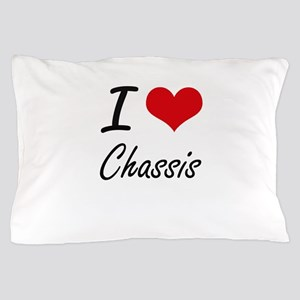 I love Chassis Artistic Design Pillow Case